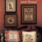 For Hearth and Home Cross Stitch Booklet