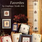 Cross Stitch Favorites Cross Stitch Booklet