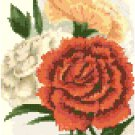 Antique Carnation Flower Seed Packet Pattern Chart Graph