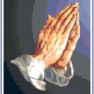 Praying Hands Pattern Chart Graph