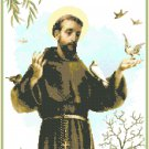 St. Francis of Assisi Pattern Chart Graph