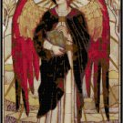 St. Uriel the Archangel Cross Stitch Pattern Chart Graph