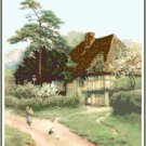 Hollingbourne Cottage Pattern Chart Graph