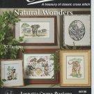 Natural Wonders Cross Stitch Book 27 Designs