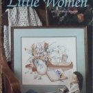 Little Women Cross Stitch Leaflet by Paula Vaughan