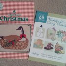A Gordon Fraser Christmas and Motifs for Every Occasion Cross Stitch Booklets (2)