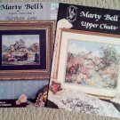 Northcote Land and Upper Chute Cross Stitch Pattern Set of 2 Booklets