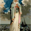 Stella Maris - Our Lady Star of the Sea Pattern Chart Graph
