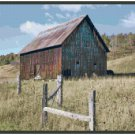 Weathered Barn Pattern Chart Graph