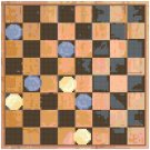 Vintage Checkers Board Pattern Chart Graph