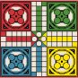 Parcheesi Board Pattern Chart Graph