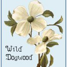 Wild Dogwood Pattern Chart Graph