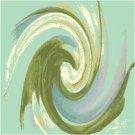 Swirl Pillow Top Cross St/Needlepoint pattern chart graph