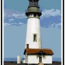 Yaquina Head Lighthouse, OR Pattern Chart Graph