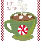 Hot Cocoa quick and easy Pattern Chart Graph