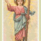 Savior of the World Cross Stitch Pattern Chart Graph