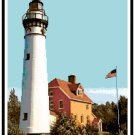 Apostle Outer Island Lighthouse, WI Pattern Chart Graph