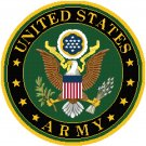 United States Army Seal pattern chart graph