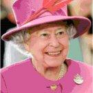 Queen Elizabeth II Pattern Chart Graph