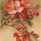 Quince Blossoms by Catherine Klein Pattern Chart Graph