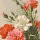 Carnations by Catherine Klein Pattern Chart Graph