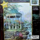 Sweetheart Gazebo by Thomas Kinkade Counted Cross Stitch Kit