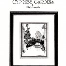Cypress Gardens by Eda J. Laughlin Cross Stitch Leaflet