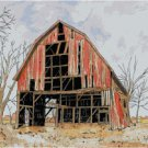 Ohio Barn by Kate Robards Pattern Char, Graph