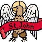 St. John Symbol Pattern Chart Graph