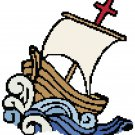 The Ship of the Church Pattern Chart Graph