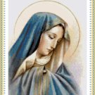 Our Lady of Sorrows Pattern Chart Graph