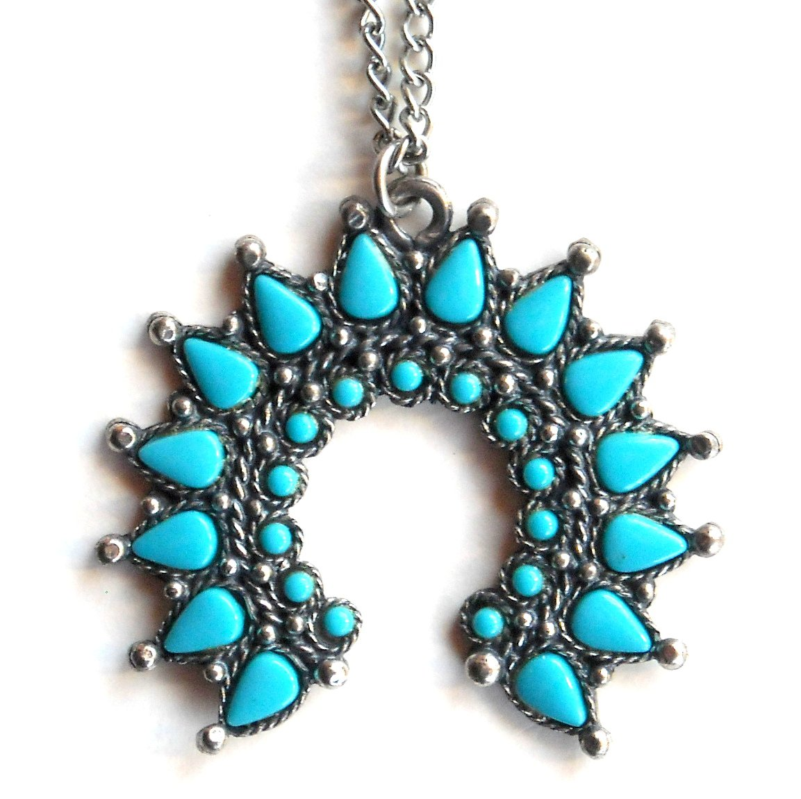 Vintage Florenta of California Native American Design Necklace