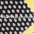 Cl*ssic Black Main Cotton Fabric 1 yd x 57""