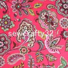 Call Me Cor*l main Cotton Fabric 1 yd x 57""