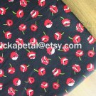 Poppy Fi*lds Cotton Lining 1 yd x 57""
