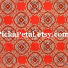 Papr*ka main Cotton Fabric 1 yd x 57""