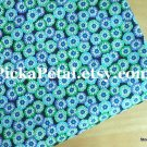 Blue Rhaps*dy Cotton Lining 1 yd x 57""