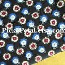 "N*ght Owl main Cotton Fabric 1 yd x 57"""