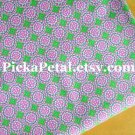 """Pinwheel P*nk Cotton Lining 1 yd x 57"""""""