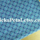 Modflor*l Blue Cotton Lining 1 yd x 57""