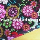 "Modflor*l Pink main Cotton Fabric 1 yd x 57"""
