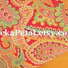 "Carp* Melon main Cotton Fabric 1 yd x 57"""