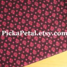 Mes* Red Cotton Lining 1 yd x 57""