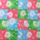 Authentic Lilly Pulitzer Sea Patches Cotton Fabric 1 YD x 57 Inch
