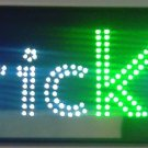 CRICKET LED CELL PHONE MOBILE FLASHING SHOP SIGN