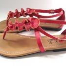 Womens Open-Toe Gladiator Flats Sandals Flip Flop Shoes