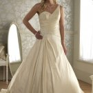 Custom made wedding dresses ADW264