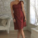 Short bridesmaid/ formal/ wedding guest dresses AD3018