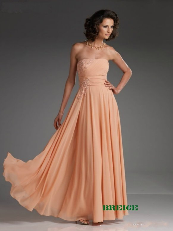 Long Evening Dresses Prom Formal Gowns 04