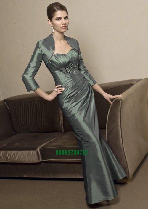 Custom Made Mother of The Bride Dresses Wedding Guest Dress M006